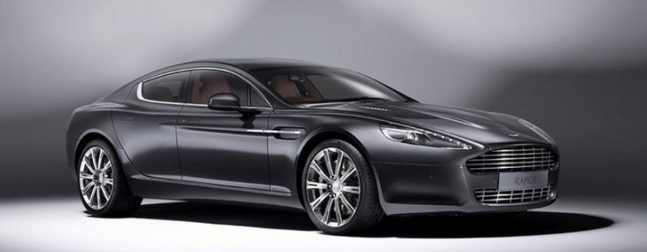 Aston Martin Rapide Luxe – Even More Exclusive Rapid
