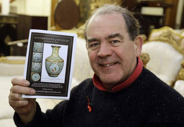 Suburban Family's Old Chinese Vase Fetches $83 Million