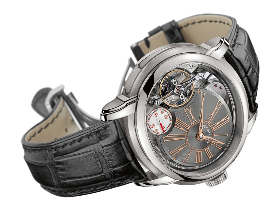 Audemars Piguet Millenary Minute Repeater Watch