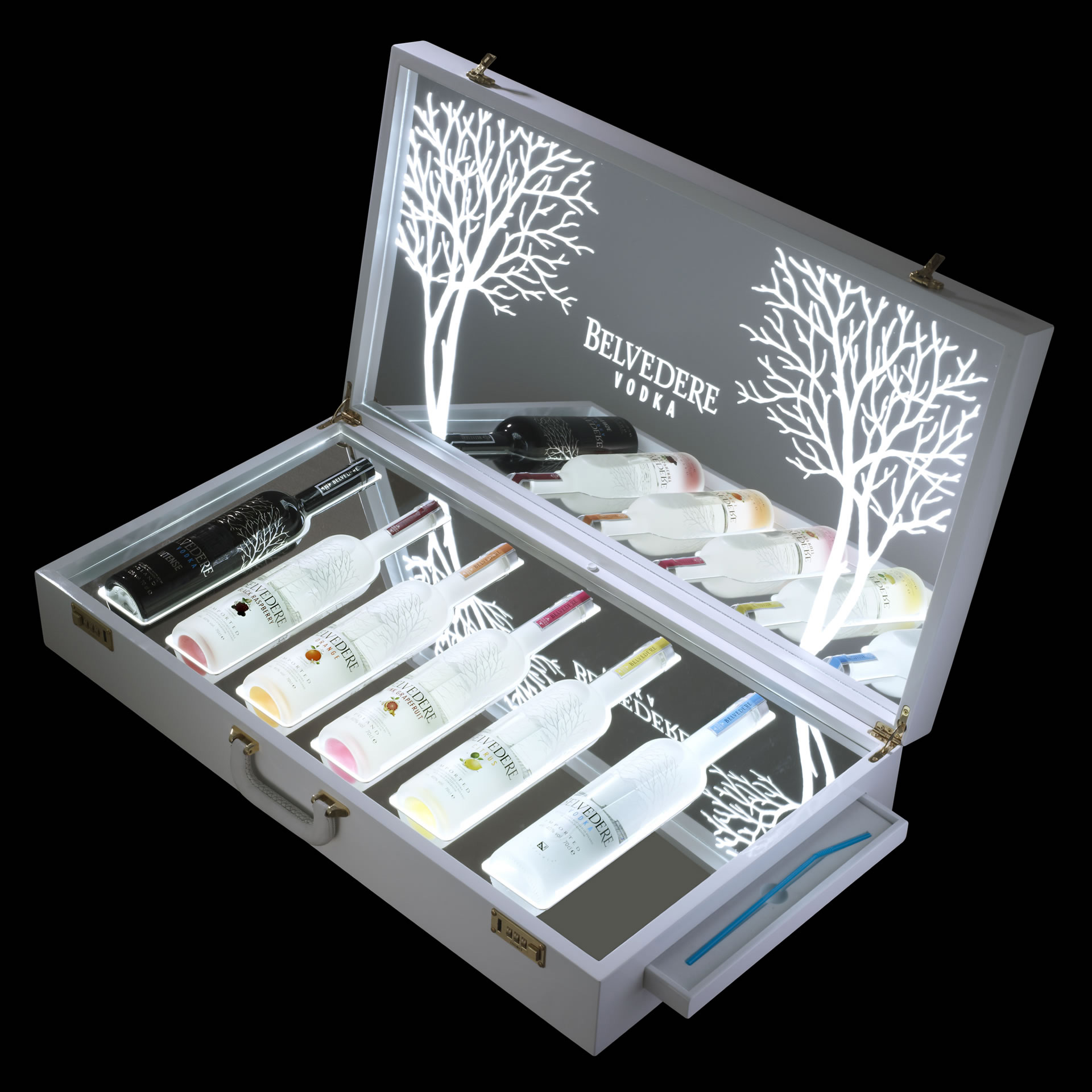 Enjoy the Holidays with Belvedere Vodka Collector&#8217;s Case