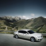 New Destinations for 2012 Bentley Continental Flying Spur