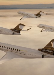 Bombardier Unveil Global 7000 and 8000 Private Jets