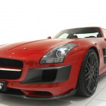 Wide and Wild – Brabus Mercedes-Benz SLS Widestar