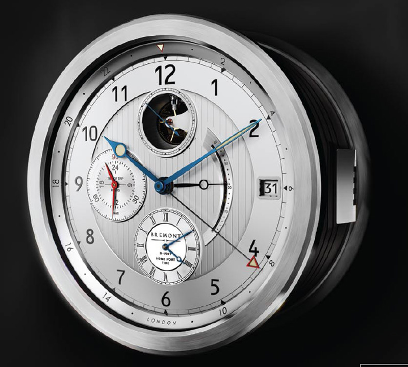Bremont B-1 Marine Clock &#8211; Exquisite Creation Isnt Coming Cheap