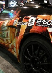 The Most Expensive Car Ever Wrapped – Bugatti Veyron in SkinzWraps by Epson