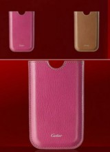 Cartier iPhone 4 Cases in Four Different Colors