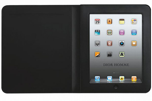 Dior Homme Unveils Leather iPad Cases
