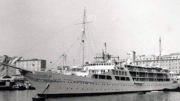 El Horriya Yacht