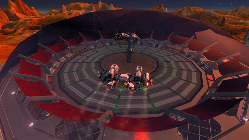 Entropia Universe's Club Neverdie
