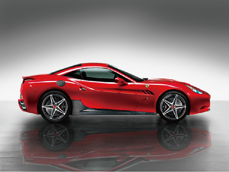 Limited Edition Ferrari California Available Exclusive in Japan