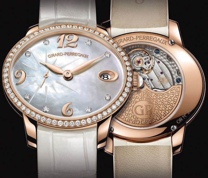Girard-Perregaux Cat's Eye Small Second Watch