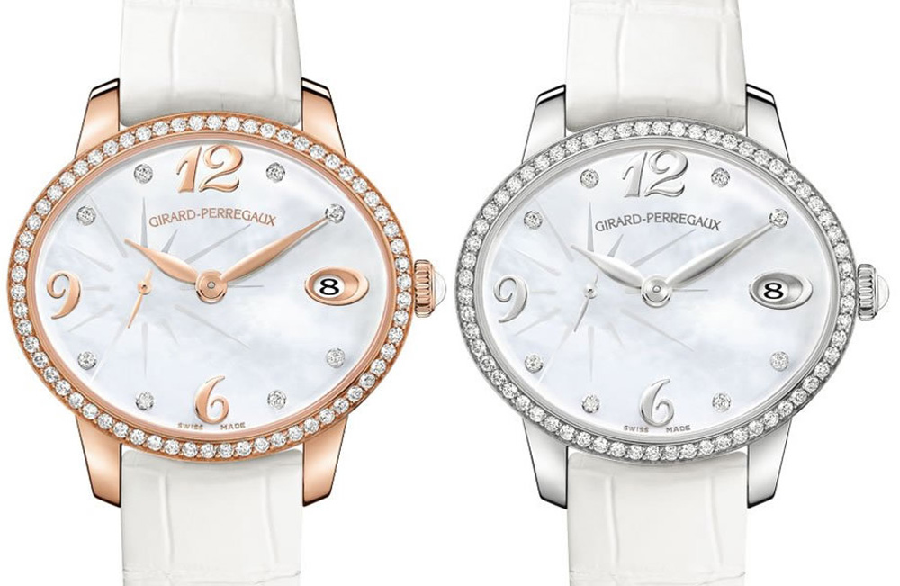Un reloj especial para mujeres super chic: Cat´s Eye de Girard-Perregaux