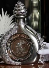 Hacienda La Capilla Unveil the $3.5 million Tequila The Diamond Sterling Bottle