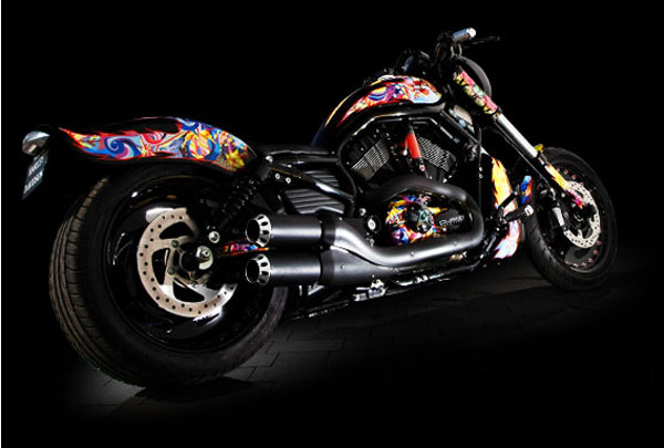 Harley Custo - One-Off 2010 Harley-Davidson VRSCDX Night Rod Special