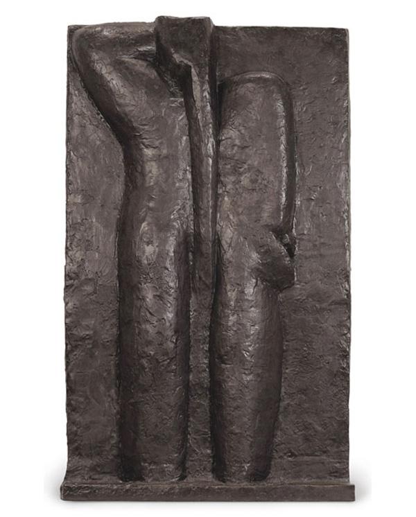 Henri Matisse Nu de Dos (Bronze Back IV)