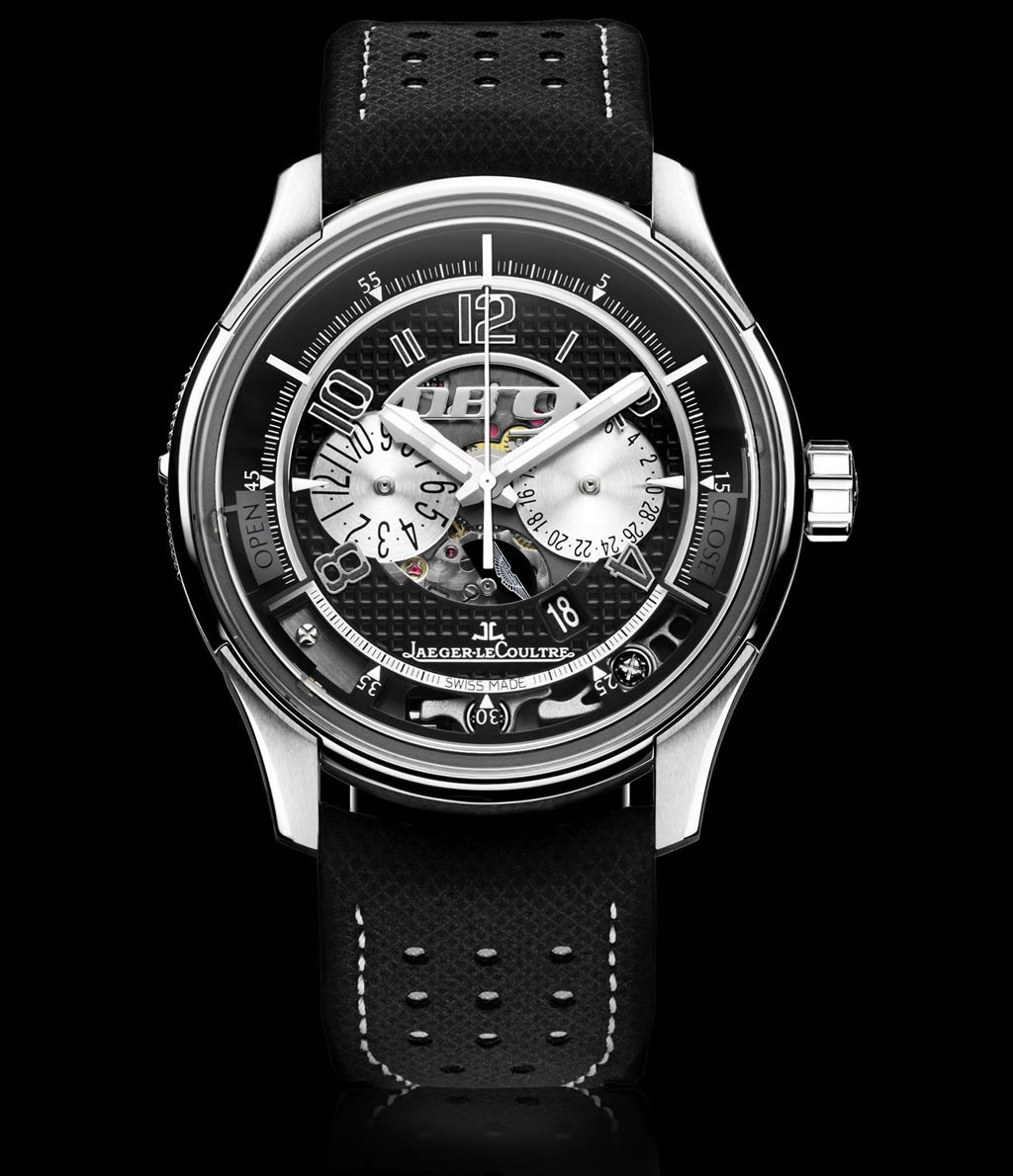 Jaeger-LeCoultre AMVOX2 DB9 Transponder