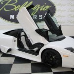 Rare Lamborghini Murcielago LP640 Roadster Versace Edition for Sale