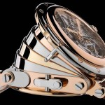 Limited Edition Manufacture Royale Opera Time-Piece Accordion Style Watch