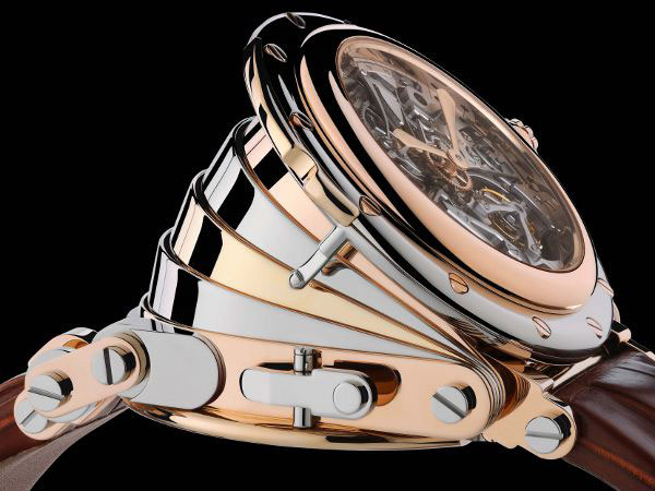 Limited Edition Manufacture Royale Accordion Style Opera Watch