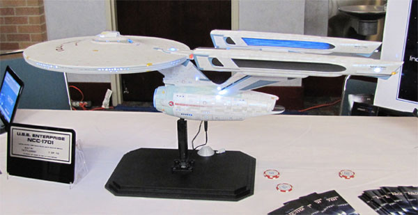 Limited Edition Star Trek: The Motion Picture Enterprise Model