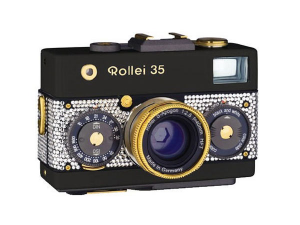 Limited Edition Vintage Rollei 35 Compact Camera is up for Grabs