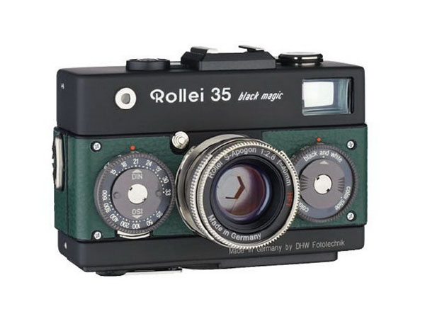 Limited Edition Vintage Rollei 35 Compact=