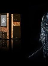 Mobiado Classic 712MG Mokume Gane Luxury Phone