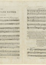 Rare First Edition of The Star Spangled Banner to be Sold at Christie's