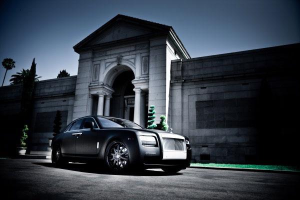Rolls-Royce Ghost By Platinum Motorsport