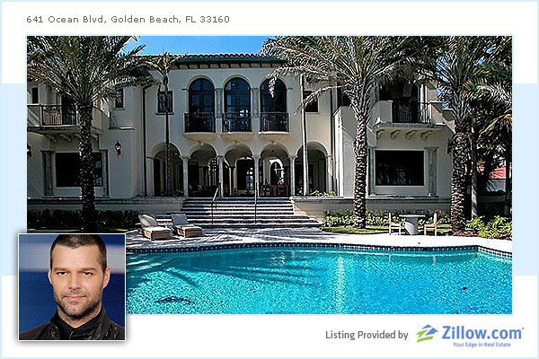 Which Celebrity Homes are Currently on the Market?