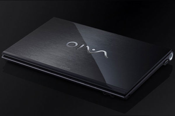 Sony VAIO Holiday Signature Collection Laptops