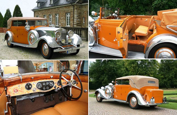 Star of India Rolls Royce