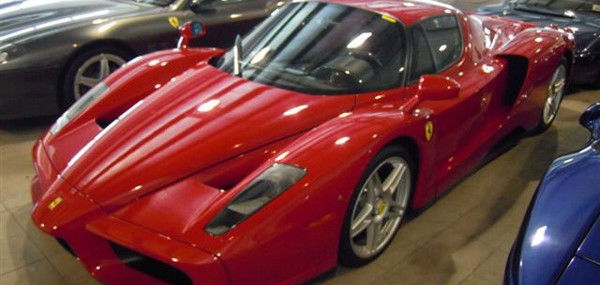 Sultan of Brunei's Rare Supercars for Sale