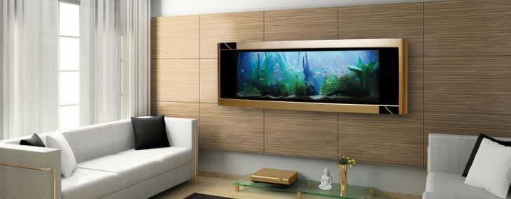 The Aquavista Dinosaur Gold Edition – World's Most Expensive Aquarium