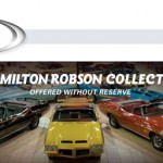 RM Auctions – The Milton Robson Collection to be Offered this Saturday