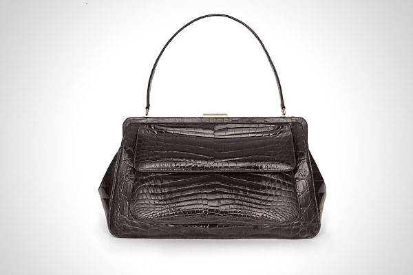 Tiffany & Co.'s Laurelton Top Handle Bag
