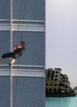 No Mission Impossible for Tom Cruise