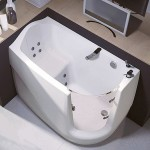 Sit and Relax – Walk-In Compact Bath Tubs by Treesse