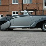 Winston Churchill's Daimler DB18 Drophead Coupe Will go on Auction on December 4th