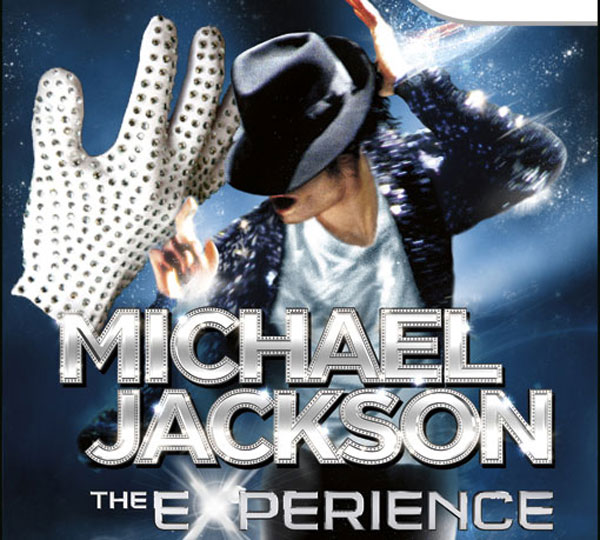 Michael Jackson The Experience Game for Wii