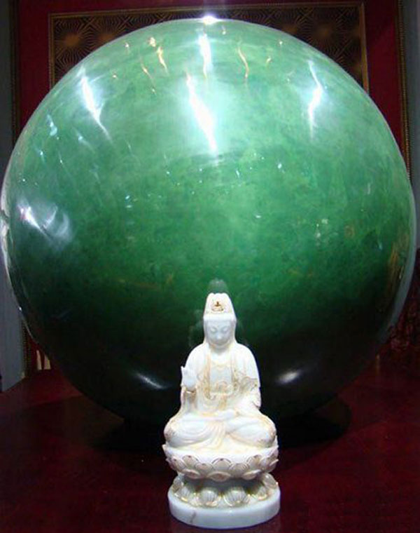 The World's Biggest Pearl
