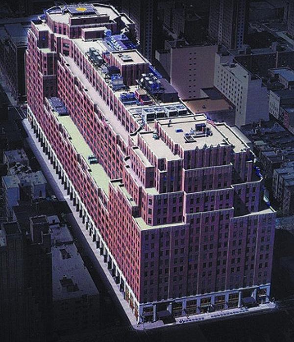 111 Eighth Avenue, NY