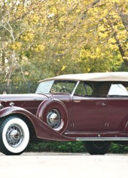 1933 Packard Twelve Sport Phaeton by Dietrich