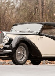 1939 Bugatti Type 57C Three Position Drophead Coupe