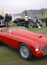 Rare 1949 Ferrari 166 MM Touring Barchetta Joins RM Auctions' Arizona Sale