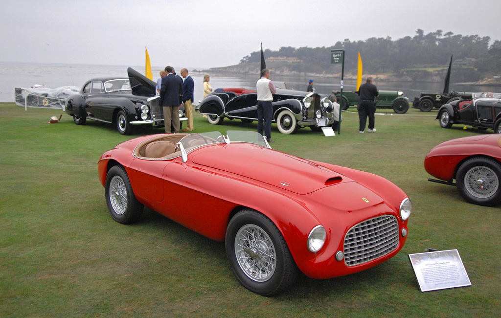 Rare 1949 Ferrari 166 MM Touring Barchetta Joins RM Auctions' Arizona Sale