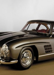 1955 Mercedes Benz 300SL Coupes