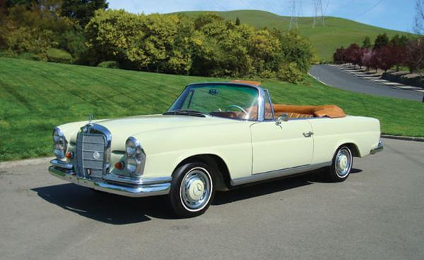 1965 mercedes benz 220 series classic automobiles for 1965 mercedes benz