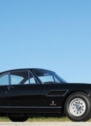 1967 Ferrari 330 GTC Coupe