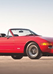 1973 Ferrari 365 GTB/4 Daytona Spyder